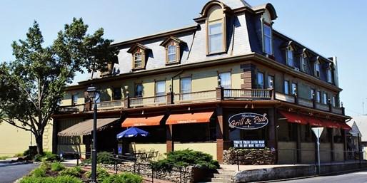 $129 -- Historic B&B near Gettysburg w/Dinner into Fall
