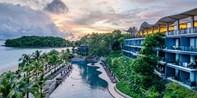 ¥9,225 -- 50%OFF タイ・クラビ秘境リゾート3連泊 客室UP&ディナー&カクテル&朝食など特典付