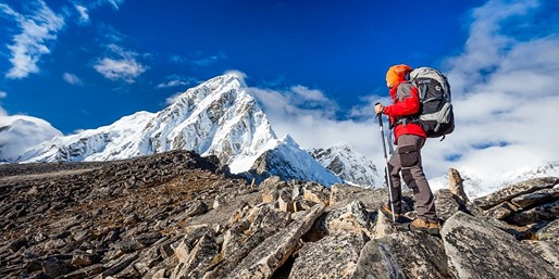 £765pp  -- Nepal: 14-Night Everest Base Camp Private Tour