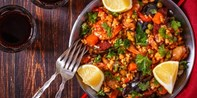 £29 -- Spanish Tapas Lunch: 7 Dishes & Wine for 2, Was £46