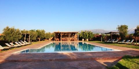 """59€ -- Marrakech """"eco"""": naturaleza, lujo y relax en 4*, -42%"""