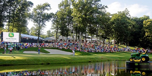 $35 -- PGA Tour: John Deere Classic Near Quad Cities