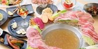¥4,200 -- 独占47%OFF 今年オープン A5黒毛和牛×美肌コラーゲン鍋など10品ディナー+乾杯スパークリング