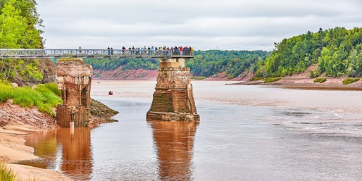 $99 -- Nova Scotia: New Hotel near Tidal Bore, Reg. $169