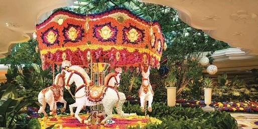 ¥1,852起 -- 澳门永利皇宫奢华揭幕 住宿额外85折 再送¥688餐饮券