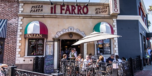 Newport Beach: Italian Dinner for 2 at Il Farro