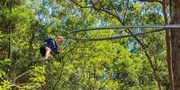 $39 -- NSW: 2-for-1 Zipline Pass in Central Coast Forest
