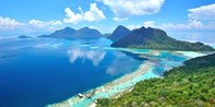 $255 -- Borneo: 3-Nt Deluxe Sea View Suite Stay nr City