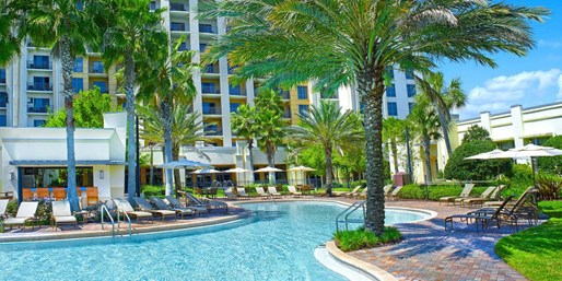 $99-$139 -- Orlando 4-Star Hotel Near Parks incl. Holidays