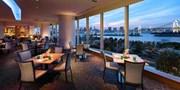 ¥5,800 -- お台場 ウォーターフロントのデラックスホテル レインボーブリッジや東京タワーを望む絶景ビュッフェ