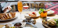 $55 -- Bryan Voltaggio's Range: Bottomless Brunch for 2