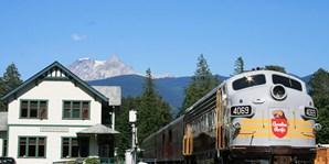 Squamish's Railway Heritage Park: $15 for 2 Passes