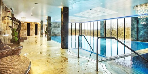 £35 -- Afternoon Tea, Bubbly & All-Day Spa Access in Kent