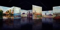 15-19 € -- Köln: Leuchtende Van Gogh & Monet Show für 2
