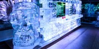 £36 -- Icebar Entry inc 3-Course Meal & Cocktail in London