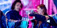 £37 -- Ice-Bar Entry inc 3-Course Meal & Cocktail in London