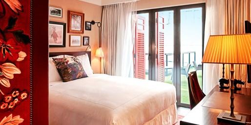 ¥15,900 -- シンガポール5つ星デザイナーズ2連泊 客室UP&毎朝食ほか特典