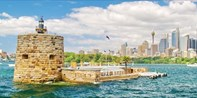$169pp -- Fort Denison Wine and Cheese Tasting Experience