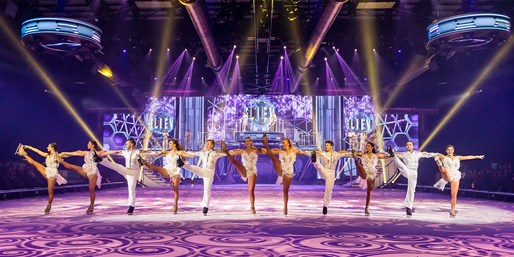 ab 33€ -- Letzte Chance: Tickets für Holiday on Ice, -30%