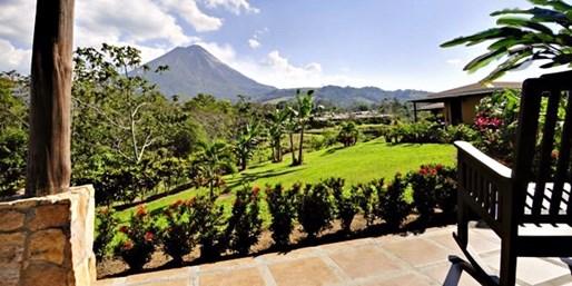 Dès 99€ -- Costa Rica : hôtel avec vue sur le Volcan, -50%
