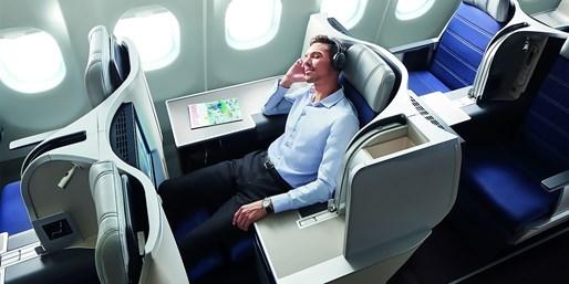 ¥125,000 -- 約12万得 マレーシア航空ビジネスクラス ペナン島ほかアジア