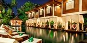 ¥1,299 -- 6.1折 巴厘岛水明漾3晚套房 含双早+按摩+机场接送+下午茶等