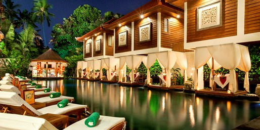 $199 -- 3-Nt Deluxe Bali Resort Suite Stay inc Massage