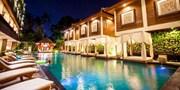 180 € -- 4 Tage für 2 im Luxusresort auf Bali, 39% sparen
