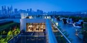 ¥1,599 -- 明星也爱的艺术精品酒店!深圳回酒店1晚 早+晚+法拉利单车骑行等礼遇