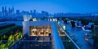 ¥1,599 -- 明星也爱的艺术精品酒店!深圳回酒店1晚 早+晚+法拉利单车骑行等