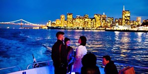 $30 -- Saturday Night Cruise under Bay Bridge Lights w/Drink