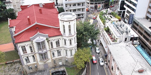 $65 -- Hong Kong Central Hotel w/Upgrade and more