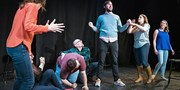 $9 -- Comedy Shows at Washington Improv Theater, Reg. $15