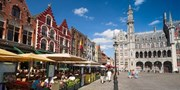 £66 & up -- Bruges: Canal-View Stay w/Breakfast, Save 47%
