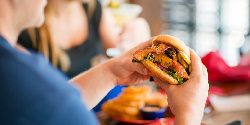 $15 -- Square 1: 50% Off 'Best Burgers' in Florida