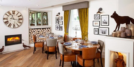 £19 -- Afternoon Tea for 2 w/Prosecco in Powys, 49% Off