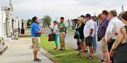 $39 -- NOLA: City & Cemetery Tour in Air-Conditioned Bus