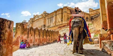 $1095pp -- India: 8-Night Private Tour w/Deluxe Hotel Stays