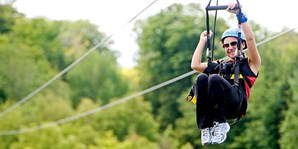 $16 -- Horseshoe Resort Adventure Park Pass, Reg. $29