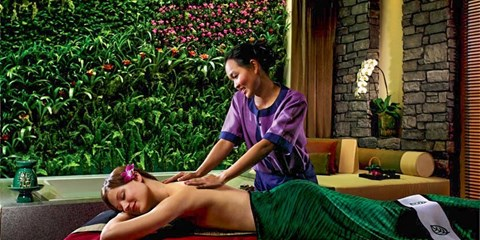 $150 -- Shanghai: Luxe 120-Min Package at Award-Winning Spa