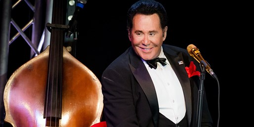 $46 -- Iconic Wayne Newton at Bally's, 35% Off