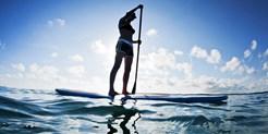 $20 -- Paddleboard on Puget Sound: 2-Hour Rental, Half Off
