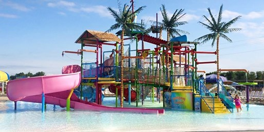 $22 -- Monsoon Lagoon Water Park: Mega-Pass for 1, Reg. $32