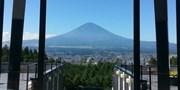 ¥14,880 -- 御殿場 クチコミ好評リゾート 富士山側客室泊 フレンチ夕食&朝食付