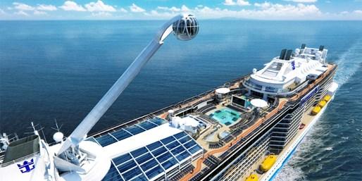 2299 € -- 18 Tage Asien auf Megaschiff mit Flug & Hotels