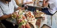 'Italian Excellence' in Little Italy: Dinner & Drinks for 2
