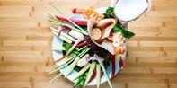 45 € -- Beim Odeonsplatz: Menü für 2 mit Thai-Spezialitäten