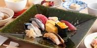 ¥5,980 -- 独占45%OFF 中トロ、生ウニほか贅沢握り含む江戸前寿司ディナー 西麻布・カウンター10席の隠れ家