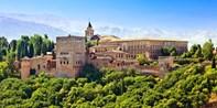 59€ -- Granada: noche con desayuno en hotel 4*, hasta -37%