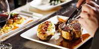 $99 -- Edge Steakhouse: Dinner for 2, Reg. $158